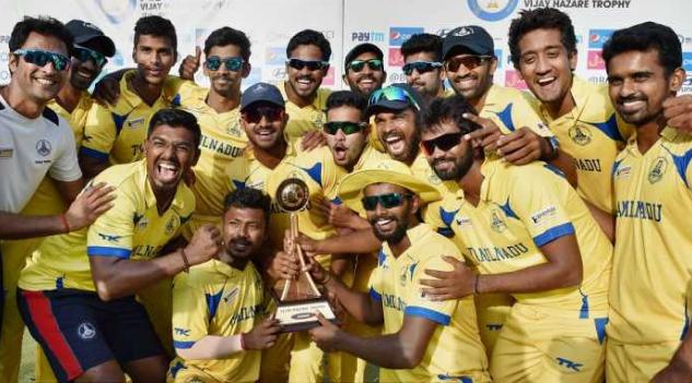 भारतीय क्रिकेट के इतिहास में ऐसा करने वाली पहली टीम बनी तमिलनाडु, दिनेश कार्तिक ने निभाई अहम भूमिका 5