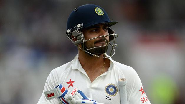 सौरव गांगुली का रिकॉर्ड तोड़ने से चूंके भारतीय कप्तान विराट कोहली