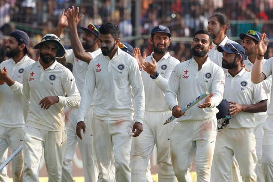 विराट के बिना धर्मशाला जीतने पर हरभजन से लेकर शेन वार्न तक ने टीम इंडिया को दी बधाई