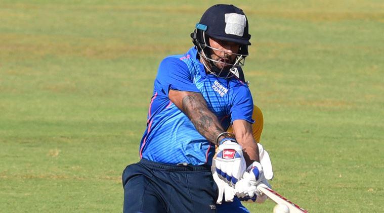 टीम इंडिया से बाहर चल रहे दो भारतीय खिलाड़ियों ने दिखाया दम, शतक और हैट ट्रिक के साथ अपनी टीम के लिए जीता मैच