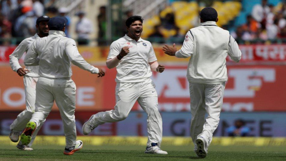 घरेलू सीरीज में सबसे अधिक विकेट लेने वाले दूसरे सबसे तेज गेंदबाज़ बने उमेश यादव