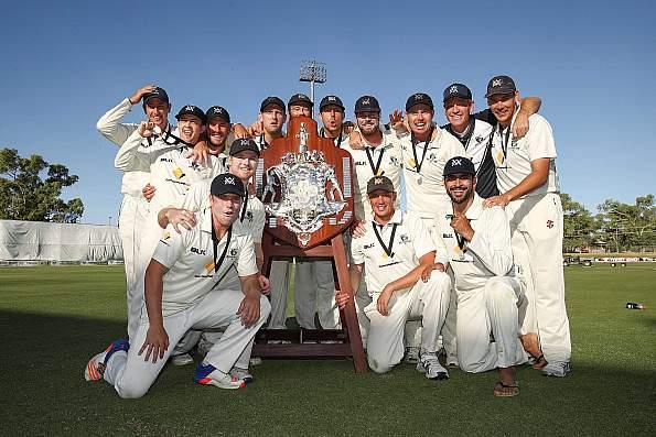 विक्टोरिया ने लगातार तीसरी बार जीता ऑस्ट्रेलिया का सबसे बड़ा घरेलू टूर्नामेंट