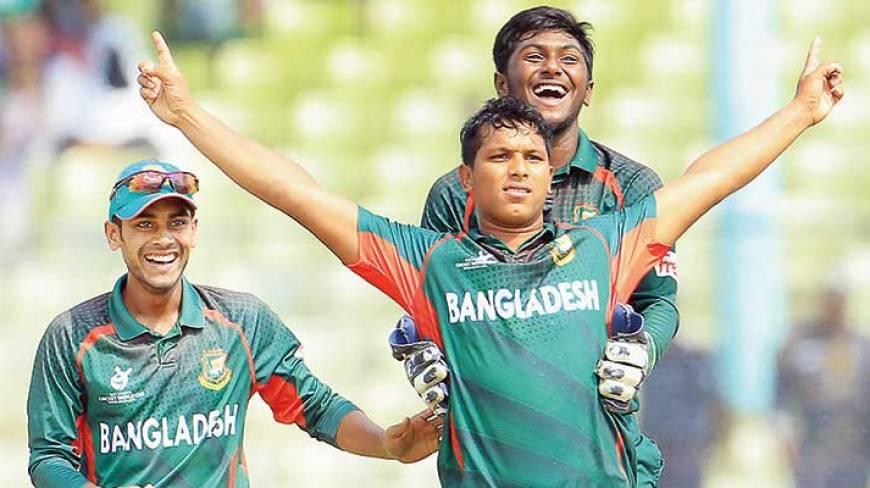 टी-20 सीरीज के लिए बांग्लादेश की टीम में शामिल हो सकते है मोहम्मद सैफुद्दीन