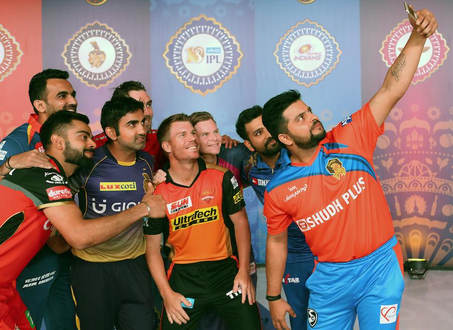 आईपीएल में सबसे ज्यादा चौके लगाने वाले टॉप 6 बल्लेबाज़