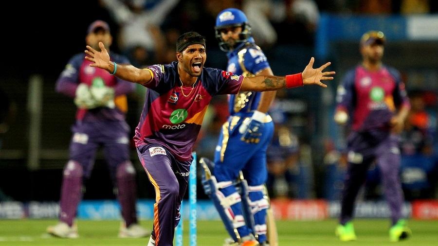 अशोक डिंडा अंतिम ओवर के साथ बने राईजिंग पुणे सुपरजॉएंट के सबसे महंगे गेंदबाज, दर्ज हुआ शर्मनाक रिकॉर्ड