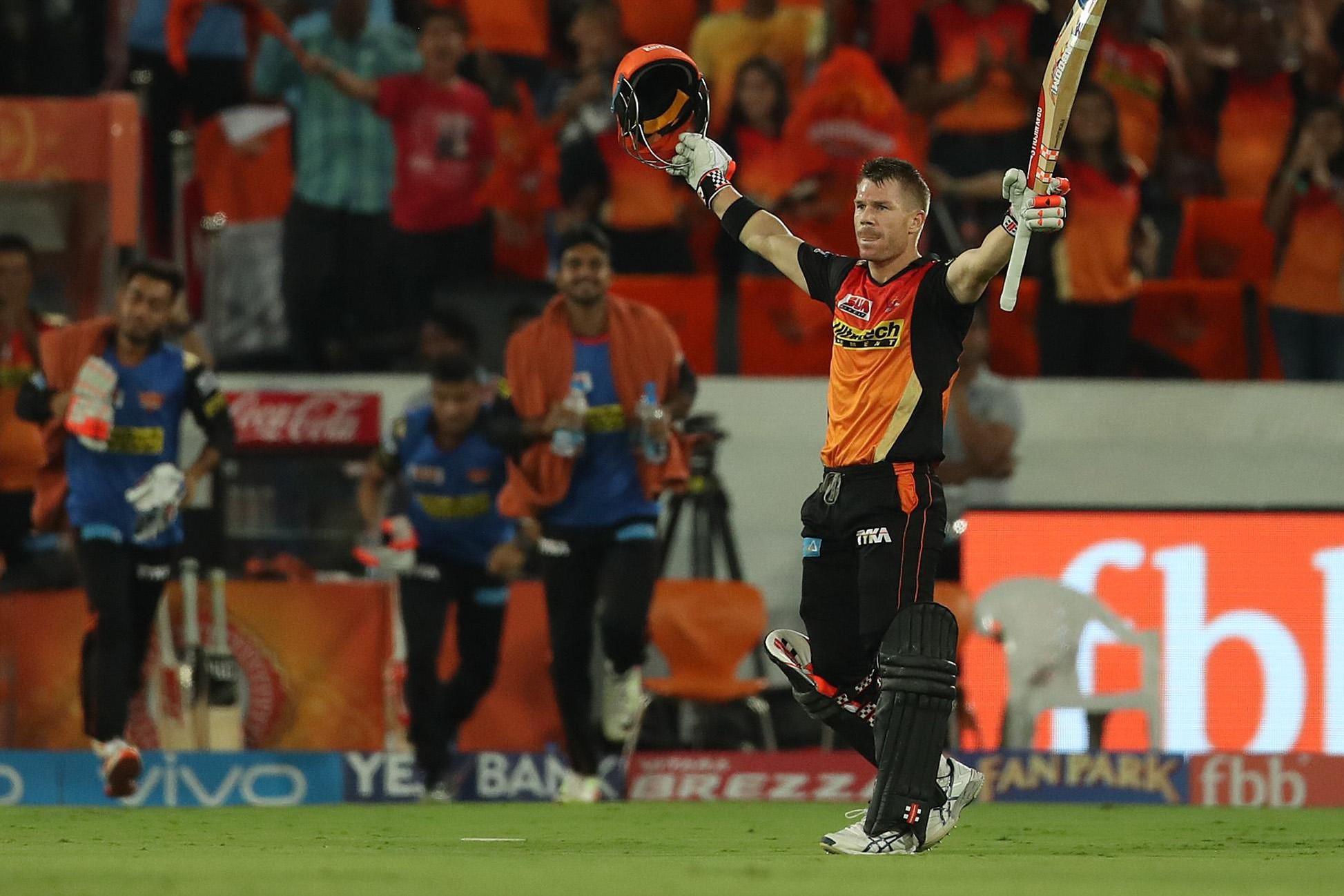 SRH vs KKR: सनराइजर्स हैदराबाद की जीत में डेविड वार्नर ने एक, दो, तीन, चार नहीं बल्कि पुरे 11 रिकॉर्ड बना डाले