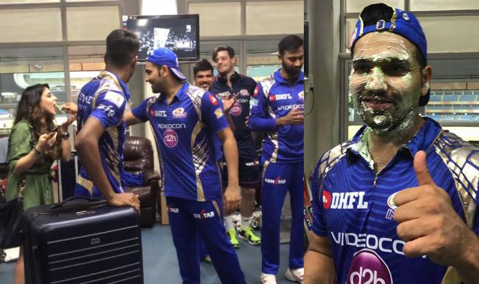 जीत के साथ रोहित शर्मा को मुंबई इंडियंस ने दिया एक अमूल्य तोहफा