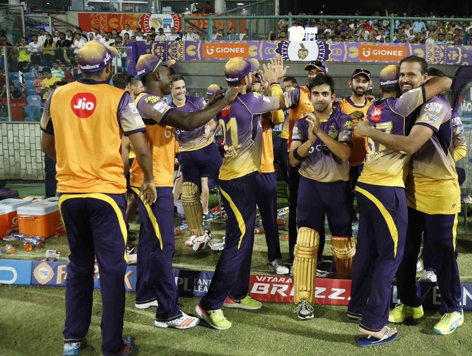 रोमांचक मुकाबले में जीत के बाद केकेआर के कप्तान गौतम गंभीर ने दिल्ली की टीम के इस फैसले की जमकर आलोचना की