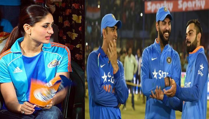 धोनी या युवराज नहीं, बल्कि इस भारतीय खिलाड़ी की दीवानी हैं करीना कपूर