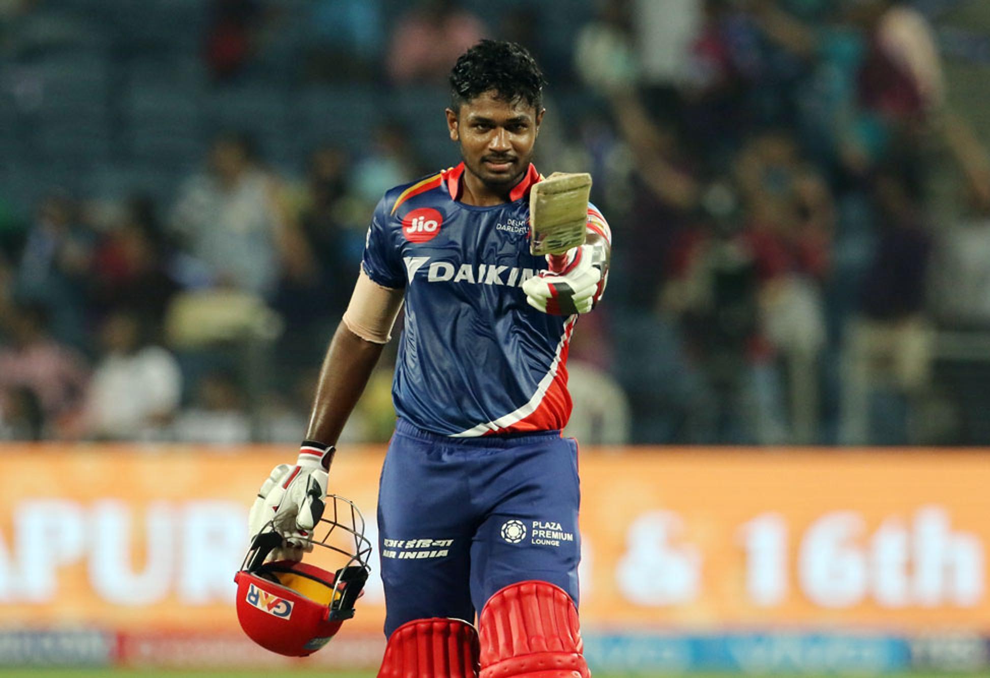इस साल के आईपीएल का पहला शतक लगाने के बाद पहली बार बोले संजू सैमसन