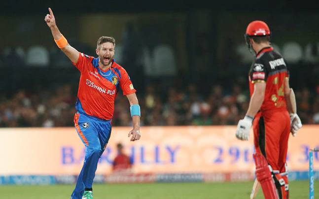 गुजरात के एंड्रू टाई ने लगातार शानदार प्रदर्शन के बाद पुरे भारत के लिए दे डाला काफी बड़ा बयान