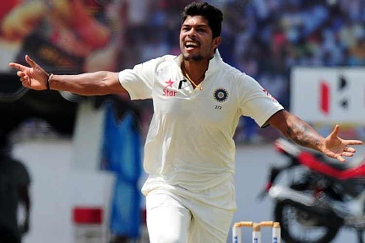 घरेलू सीजन में सभी टेस्ट मैच खेलने का फायदा मिला: उमेश 1