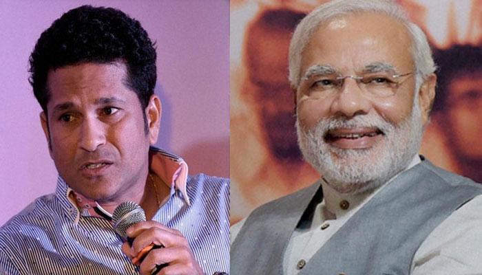 सचिन तेंदुलकर और पीएम मोदी की मुलाकात को लेकर लोगो ने शर्मनाक तरह से बनाया 2 दिग्गजों का मजाक 3
