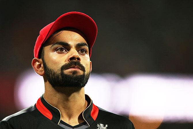 दिल्ली डेयरडेविल्स के खिलाफ मिली यादगार जीत के बाद इन दो युवा खिलाड़ियों की तारीफ करते दिखाई दिए विराट कोहली