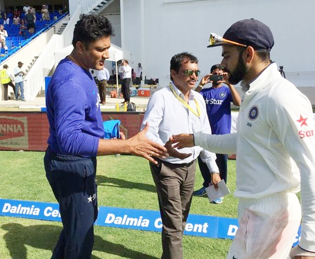 इस बड़ी शर्त के साथ नया कोच चाहते है टीम इंडिया के कप्तान विराट कोहली, बीसीसीआई को दिया निर्देश