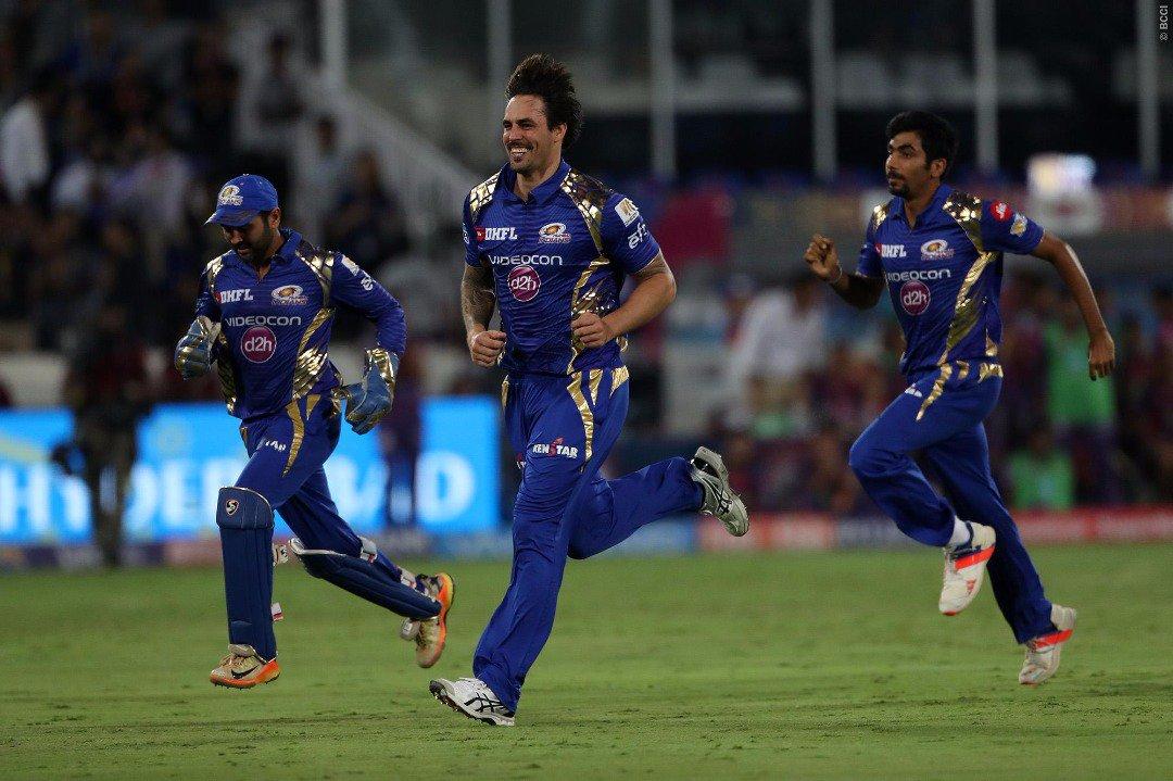 अंतिम ओवर में शानदार जीत दिलाने के बाद मिचेल जॉनशन ने बताया आखिर कैसे रायडू के साथ मिलकर किया स्मिथ का शिकार 61