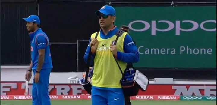 वीडियो : चैम्पियंस ट्रॉफी से पहले विराट के बाद टीम इंडिया को मिला एक और दिग्गज वाटर बॉय