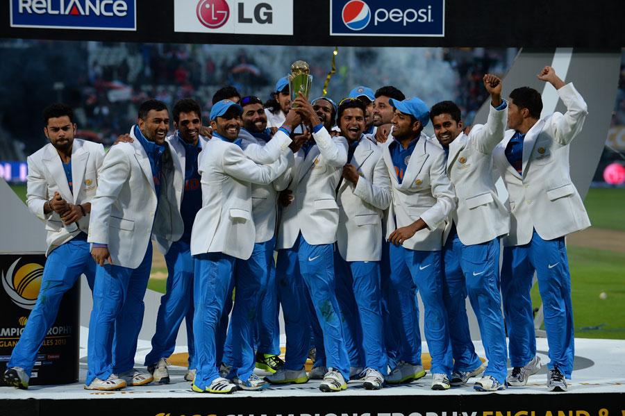 पांच ऐसे खिलाड़ी जो बिना कोई मैच खेले बने चैंपियंस ट्रॉफी के विजेता, टॉप पर भारतीय खिलाड़ी शामिल