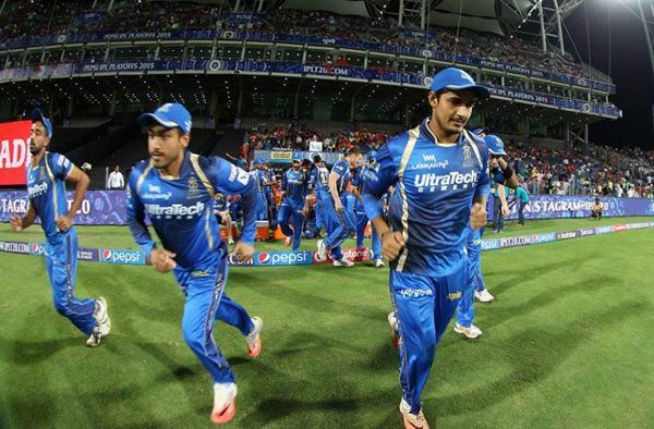 IPL UPDATE: वापसी के साथ बदला राजस्थान रॉयल्स का नाम, अब इस नाम से जानी जायेगी ये टीम 1