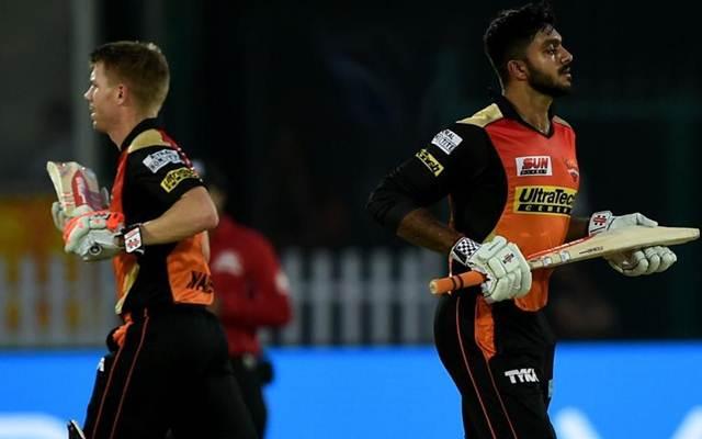 आईपीएल में अपने अनुभव को लेकर खुलकर बोले विजय शंकर 7