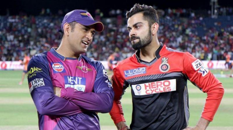 चैम्पियंस ट्रॉफी से ठीक पहले पूर्व दिग्गज भारतीय खिलाड़ी ने विराट को हटा धोनी को बनाया टीम का कप्तान