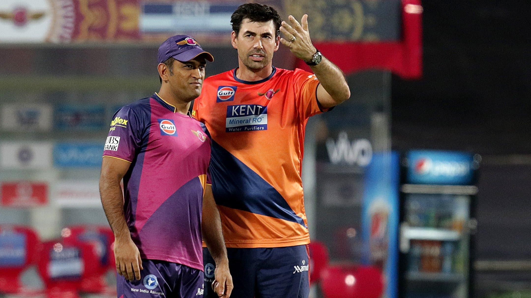 अगले साल पुणे सुपरजायंट की टीम के आईपीएल में ना होने से दु:खी है यह दिग्गज खिलाड़ी
