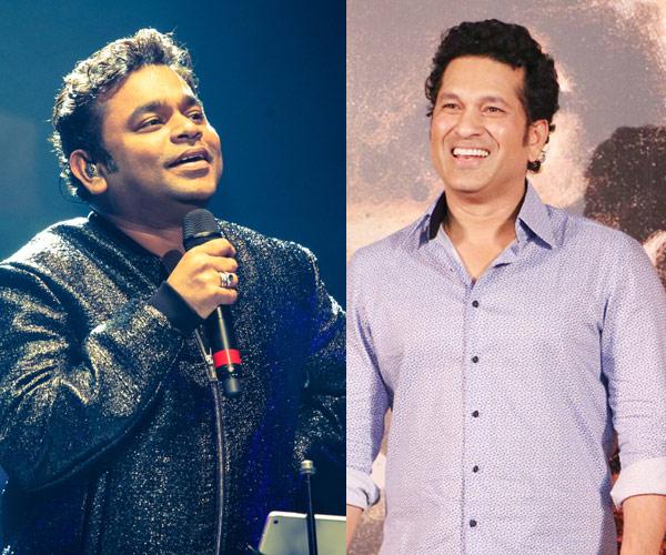 'सचिन, सचिन' एंथम गीत पहले रैप था : रहमान