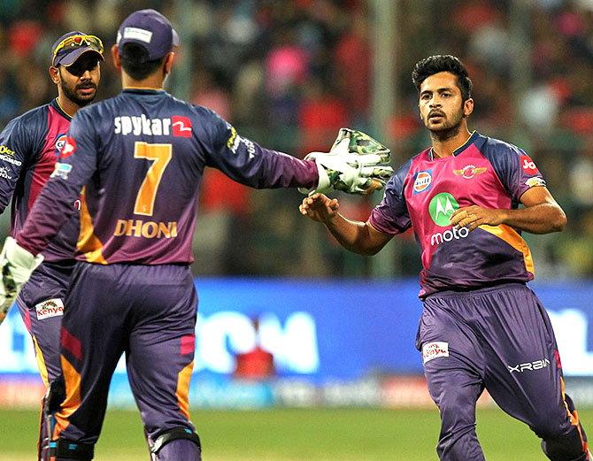 लगातार जीत रही पुणे के गेंदबाज शार्दुल ने धोनी, स्मिथ, रहाणे को नहीं इस खिलाड़ी को बताया सबसे खास 22