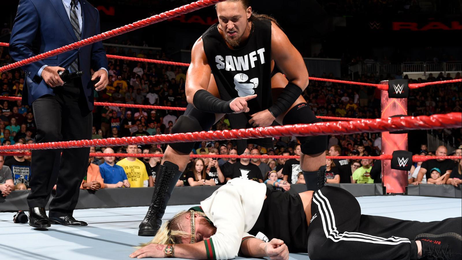 WWE RAW रिजल्ट्स : 20 जून 2017 : आज के रॉ में साफ़ हुआ किसने लगातार किया था एंजो और बिग कैस पर हमला 27