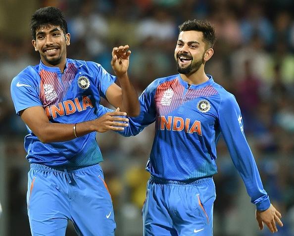 जसप्रीत बुमराह ने किया खुलासा कप्तान कोहली ने दे रखी है बुमराह को भारतीय टीम में यह जिम्मेदारी 2