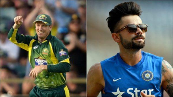 ऑस्ट्रेलियाई बल्लेबाजजॉर्ज बेली ने स्टीव स्मिथ नहीं इस भारतीय खिलाड़ी को बताया दुनिया का सर्वश्रेष्ठ बल्लेबाज