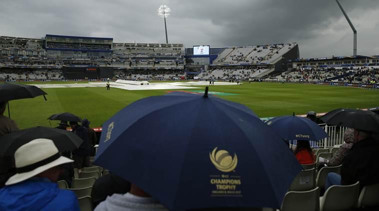 बारिश के कारण एक बार फिर मैच में पड़ेगा खलल, नहीं देखने को मिलेगा 50 ओवर का पूरा मैच 40