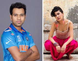 शादीशुदा रोहित शर्मा की दीवानी हुई ये लड़की, चैम्पियन्स ट्राफी में कई बार चीयर करती हुई आई नजर 18