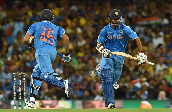 टीम इंडिया की सलामी जोड़ी में दिखा तनाव, शिखर ने रोहित पर लगाया ये बड़ा इलज़ाम 2