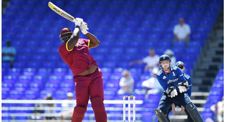 वेस्टइंडीज के इस140 किलो के क्रिकेटर की प्रतिभा देखकर आप भी हो जायेंगे हैरान, कोहली को भी कर चूका है आउट