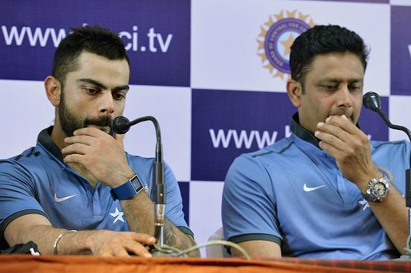 युवराज, शिखर धवन समेत दिग्गज खिलाड़ियों ने दी अनिल कुंबले को बधाई, लेकिन इस वजह से विराट ने किया नजरअंदाज 2