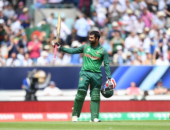 तमीम इकबाल ने पहले मैच में शतक के बाद इस भारतीय खिलाड़ी से बात करने की जताई इच्छा 43
