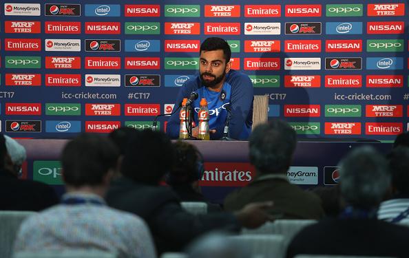 विराट कोहली ने किया खुलासा इस टीम के साथ बांग्लादेश के खिलाफ मैदान पर खेलने उतरेंगे सेमी फाइनल 30