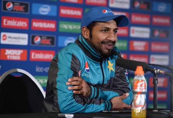 पाकिस्तान के कप्तान सरफराज अहमद श्रीलंकाई टीम के खिलाफ जीतने के बाद भी इस कारण हैं बेहद चिन्तित 2