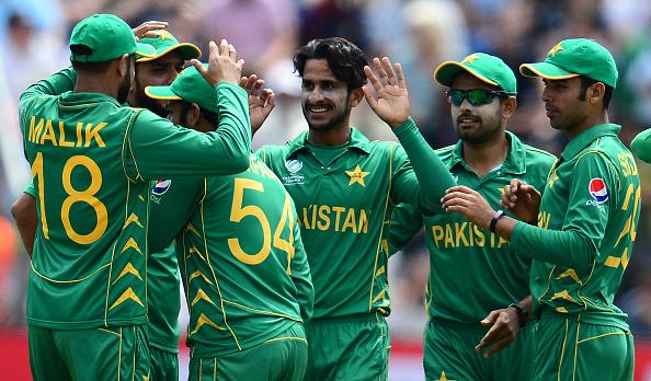 पाकिस्तान के तेज गेंदबाज हसन अली की चैंपियंस ट्रॉफी में सफलता के पीछे इन दो खास व्यक्तियों का है बड़ा हाथ