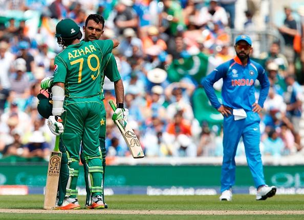 एशिया कप 2018-  हर एक गेंद पर बदल जाता हैं भारत-पाकिस्तान मैच: फखर जमान 14