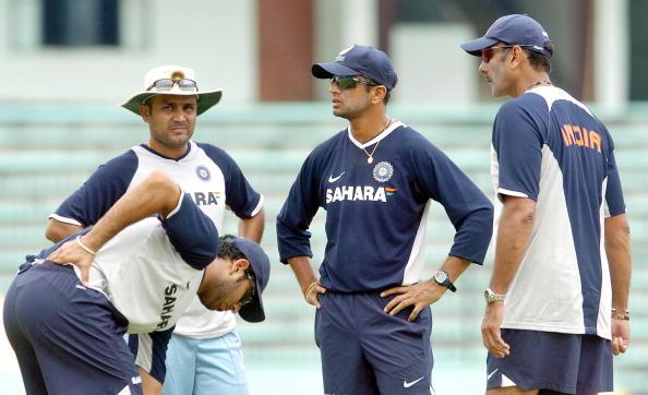 ब्रेकिंग न्यूज़ : राहुल द्रविड़ को अगले दो सालों के लिए बनाया गया अंडर-19 टीम इंडिया का कोच 9