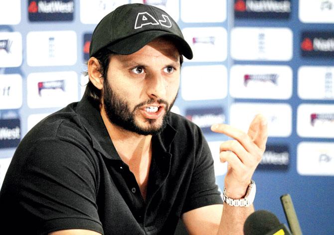 शाहिद अफरीदी ने इन्हें दिया पाकिस्तान में दोबारा क्रिकेट शुरू कराने का श्रेय 28