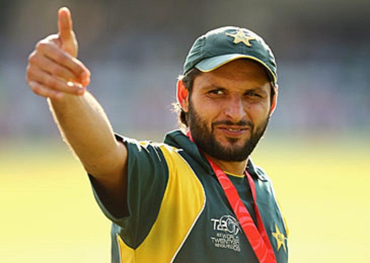 शाहिद अफरीदी ने भी किया अपनी ऑल टाइम एकादश का ऐलान, केवल एक भारतीय टीम में शामिल