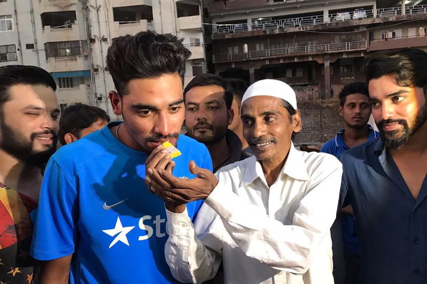 ऑटो ड्राईवर के लड़के का हुआ भारतीय टीम में चयन…बताया भुवनेश्वर कुमार को अपना रोल मॉडल