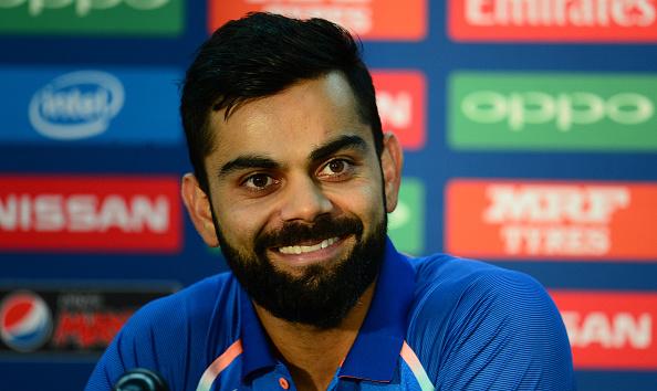 मैच जीतने के बाद कोहली ने कुलदीप या चहल को नही बल्कि इस खिलाड़ी को विराट कोहली ने दिया पूरा श्रेय