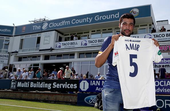 एसेक्स में मोहम्मद आमिर ने डाली इस साल की सर्वश्रेष्ठ गेंद, गेंद का टर्न देख आप भी रह जायेंगे हैरान