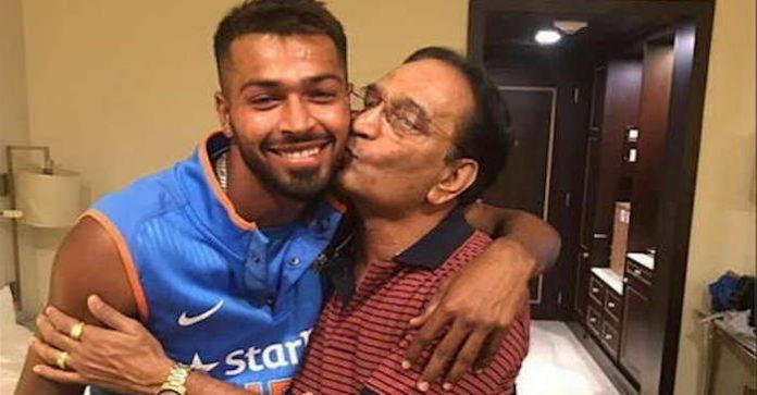 बहुत ही ख़ास अंदाज़ में हार्दिक पंड्या ने दी अपने पिता को जन्मदिन की शुभकामनाएं 46