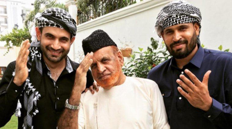 वीडियो: ईद के मौके पर दिलचस्प तरीक से शुभकामनाएं देते दिखे पठान ब्रदर्स के साथ अन्य क्रिकेटर्स