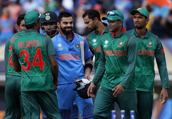 टी20 सीरीज में भारतीय टीम करेगी बांग्लादेश टाइगर्स का शिकार, ये है वजह 1